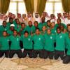 أمير الرياض يستقبل منتخب ذوي الاحتياجات الخاصة