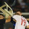 اعتبار صربيا فائزة على البانيا وخصم ثلاث نقاط منها