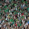 منع جمهور سانت ايتيين من حضور مباريات الفريق خارج ارضه حتى نهاية العام