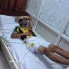 جماهير الهلال تعتدي على لاعبي الصقر وسط قنابل مسيله للدموع