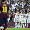 ريال مدريد يحول تأخره الى فوز بثلاثية على برشلونة في قمة اسبانيا
