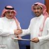 فهد بن خالد يقدم أوراق الترشيح لفترة ثانية و الفريق يواصل إعداده للديربي – صور