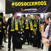 منتخب أستراليا أول الواصلين إلى البرازيل