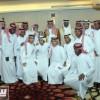 الأمير نواف بن فيصل يكرم منتخب الناشئين