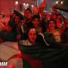 احتفالات عارمة في الجزائر بعد إنجاز محاربي الصحراء