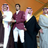 الرئيس العام يتوج الفائزين في بطولة المملكة الدولية