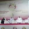 سعودية تحترف إدارة المسؤولية الرياضية في قطر