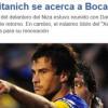 سيفيتانيتش يرفض الدوري السعودي من أجل بوكا جونيورز
