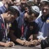 استياء عربي من زيارة لاعبي برشلونة لإسرائيل