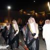 الأمير نواف يتفقد مدينة الأمير عبدالعزيز بن مساعد ويزور الراجحي
