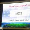 الشمري: اعداد الجماهير التي تظهر على شاشة الملاعب غير رسمية