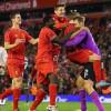 ليفربول يحقق فوزاً صعباً على كوينز بارك بثلاثية لهدفين
