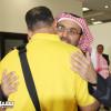 بالصور: استقبال حافل لبعثة التعاون بعد العودة بالنقاط الثلاث من جدة