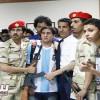 بالصورة .. سعوديون يختطفون ميسي في الرياض