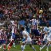 أتلتيكو مدريد يصعد إلى وصافة الليجا بعد الفوز على لاكورونا