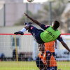 لاعبو الفتح يتدربون على العرضيات في معسكر قطر – صور