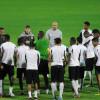 بالصور : الأخضر يستأنف تدريباته بمران إسترجاعي وإجتماع لوبيز مع اللاعبين