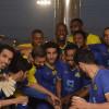 بالصور : النصر يتدرب على فترتين وإحتفالية بإنتهاء إيقاف عباس