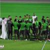 بالصور | منتخبنا يستعد لنهائي كأس الخليج وسط معنويات عالية