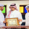 رئيس النصر يتسلم عضوية شرف الريان ويتكفل بتكريم ماجد
