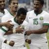 الاخضر السعودي يطمح في لقب الخليج امام عنابي قطر