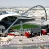 قطر تحتفل في السعودية بتدشين استاد خليفة المونديالي