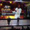 الشمراني يفوز بجائزة أفضل لاعب آسيوي لعام 2014