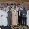 الأمير طلال بن بدر يزور المركز الإعلامي لخليجي 22 – صور