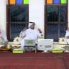 فيديو زيارة أمير الرياض والرئيس العام لبرنامج المجلس