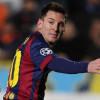 الارجنتيني ميسي يحصد جائزة افضل لاعب في اوروبا