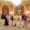 """أمير الرياض يشرف حفل الأمير بندر بن محمد بـ""""ضيوف"""" الخليج"""