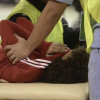 """الإتحاد الإماراتي يعلن : إصابة """" عموري """" في كاحل القدم"""