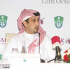 فهد بن خالد: نتعامل مع جماهير الاهلي على انها عضو شرف