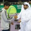 التنس السعودية تتوج بكأس أسيا لأول مرة