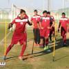 الفيصلي يختتم تحضيراته للنصر  ووفد من النادي يزور بوابة العطور