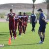 بالصور   الفيصلي يستعد لعبور الخليج بتدريبات السرعة وحملة جماهيريه