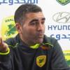 جلال القادري: سنلعب مع الهلال مباراة للتاريخ