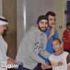 """السهلاوي يزور مدرسة خارج الرياض تلبية لدعوة """"طفل"""""""