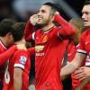 مانشستر يونايتد يلحق بنقطة التعادل أمام وست هام