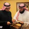 بالصور | رئيس النصر يُشيد بمكتب توعية الجاليات بالبطحاء