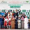 أمير الرياض يفتتح مهرجان السباقات السعودي الخامس ويتوج الفائزين