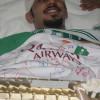 الأمير خالد بن عبدالله يجري اتصالاً هاتفياً بالمشجع الزهراني