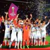 بالفيديو: الريال يتوج بكأس العالم بعد فوزه على سان لورنزو