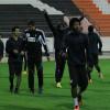 أولمبي الشباب يستعد للقاء النصر بمران ترفيهي