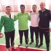 أخضر اليد يخسر من أولمبي المجر ويغادر الى سلوفينيا