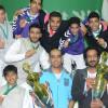 الهدى والنور أبطال كأس فيصل للمبارزة
