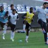 بالصور | الأخضر يواصل تدريباته ويواجه البحرين غداً