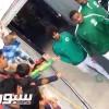 ناصر الشمراني يشتم أحد المشجعين ويحاول الاعتداء عليه بأستراليا