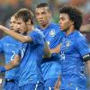 هاتريك نيمار يقود البرازيل لفوز ساحق على جنوب أفريقيا