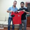 الرياض يوقع مع البوسني أكرم ويلاقي الفيصلي ودياً الخميس